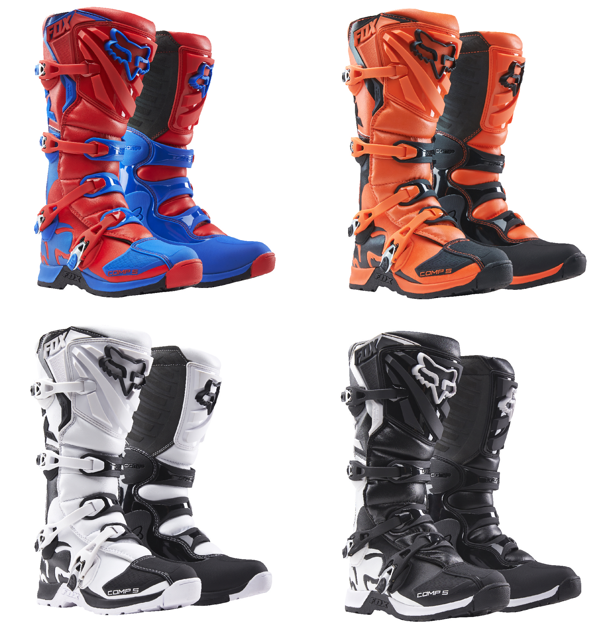 100 Fox Motocross Boots Fox Racing 180 Boots Cycle Gear An