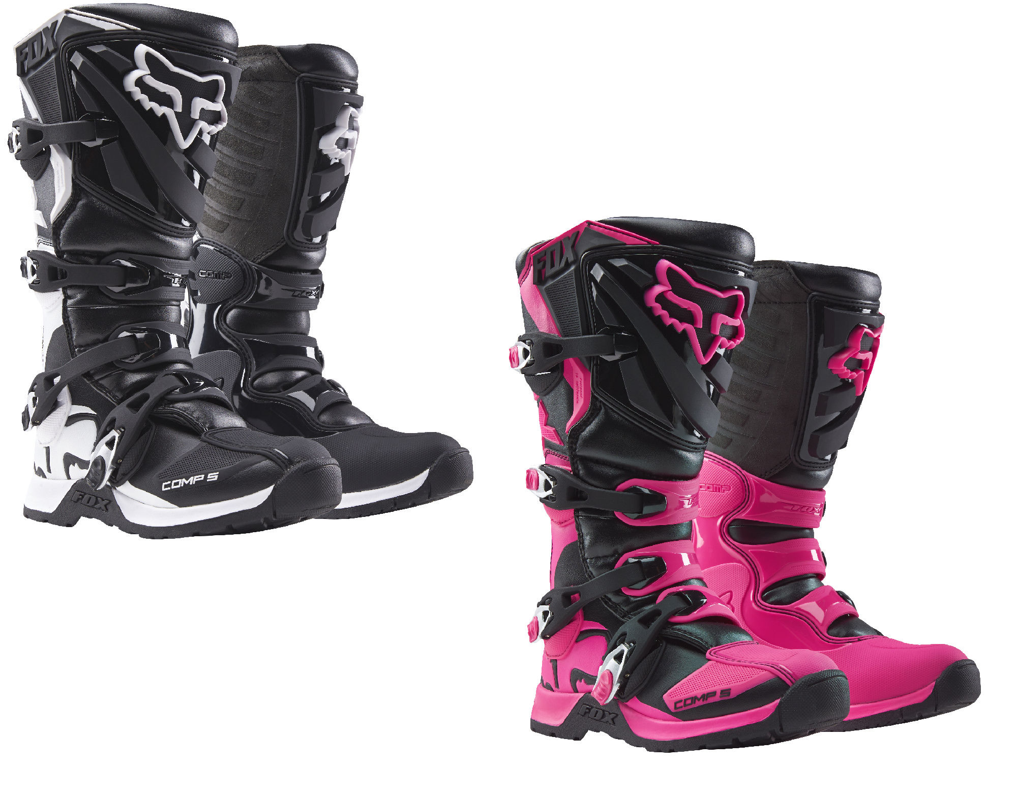 Fox Racing Womens Youth All Sizes Colors Comp 5 Dirt