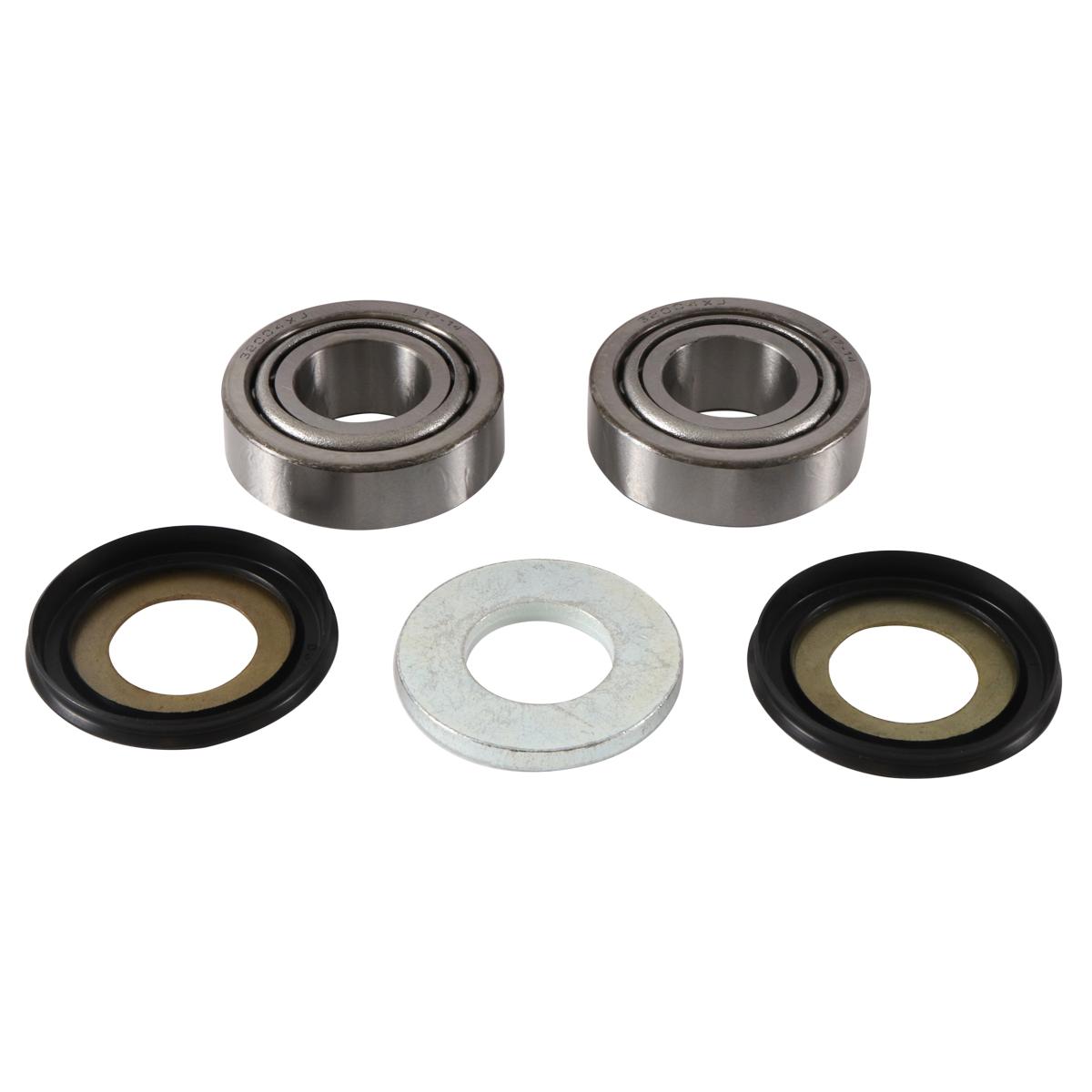 All Balls Steering Stem Bearing Kit CRF450R 02-18 CRF250R 04-09 CR250R 92-07