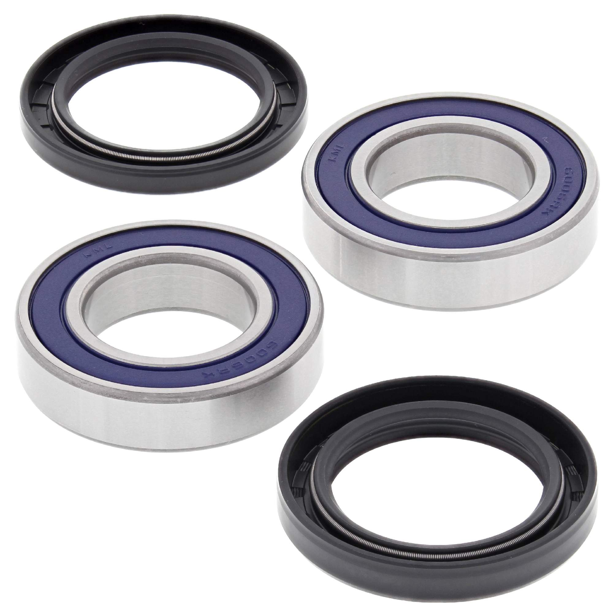 Can-Am Spyder GS 990 5-Speed 2008 Both Front Wheel Bearings And Seals