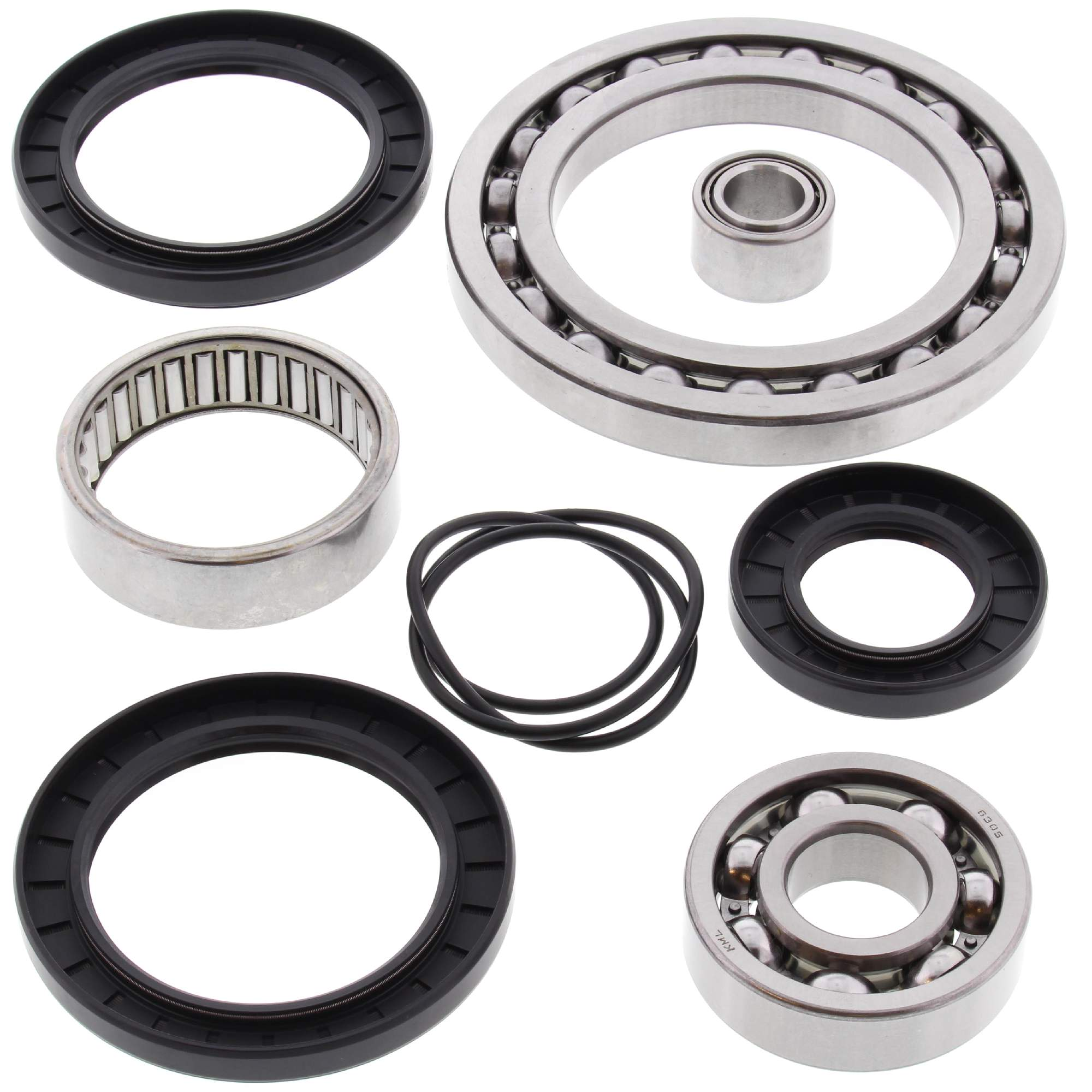 Differential Bearing and Seal Kit For 2013 Polaris Ranger 800 Crew~All Balls