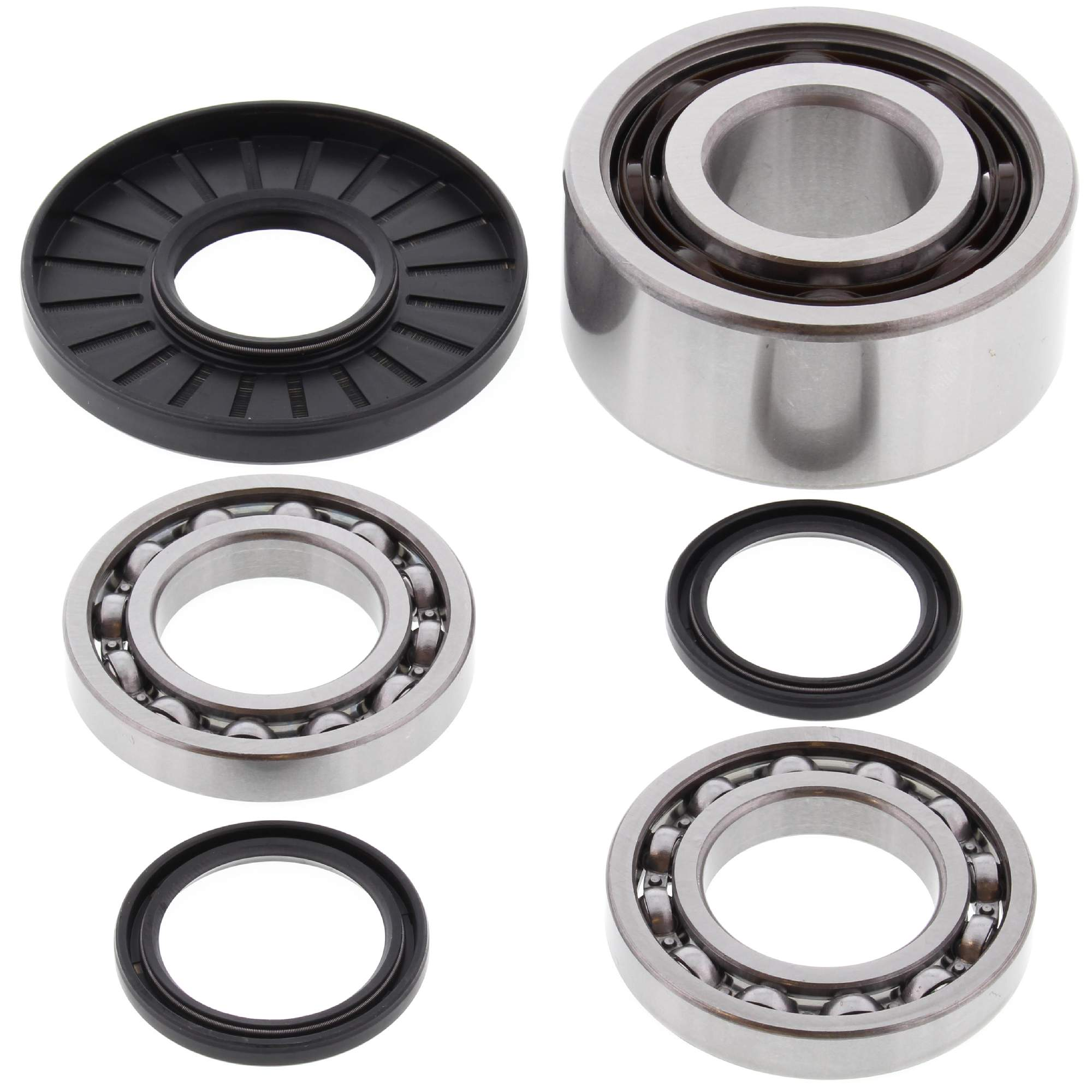 CREW 2014-2015 FRONT DIFFERENTIAL BEARING SEAL KIT POLARIS RANGER 570 MID SIZE
