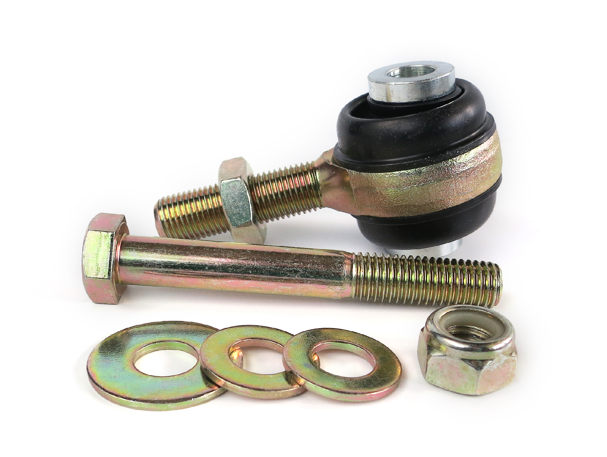 Quadboss Outer Tie Rod End Kit for Can-Am Maverick MAX 1000 XDS 2015-2016