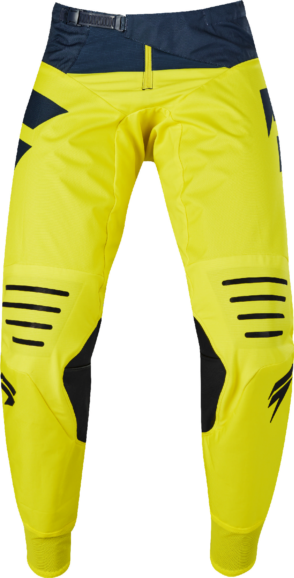 Shift Mens Yellow//Navy Black Label Mainline Dirt Bike Jersey MX 2019