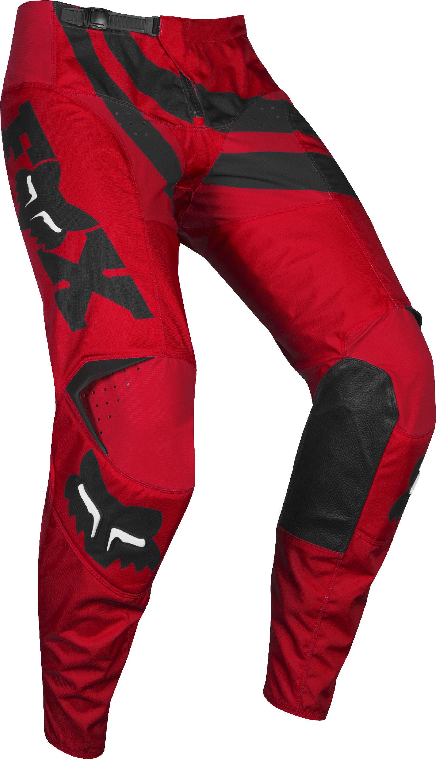 Apparel & Merchandise Fox Racing Mens 180 Cota Red/Black Dirt Bike ...
