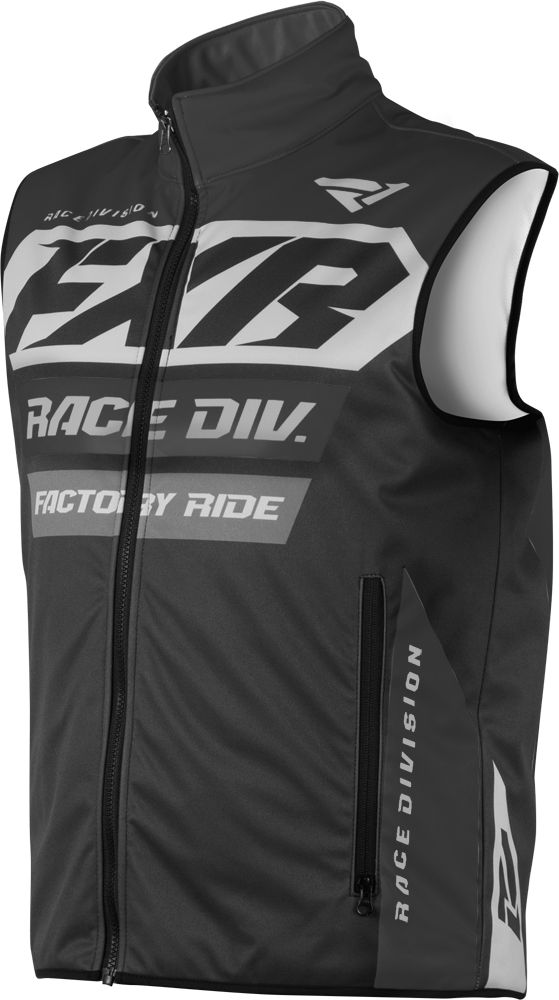 Details about FXR Black Ops Mens RR Insulated Snowmobile Vest Snow 2019