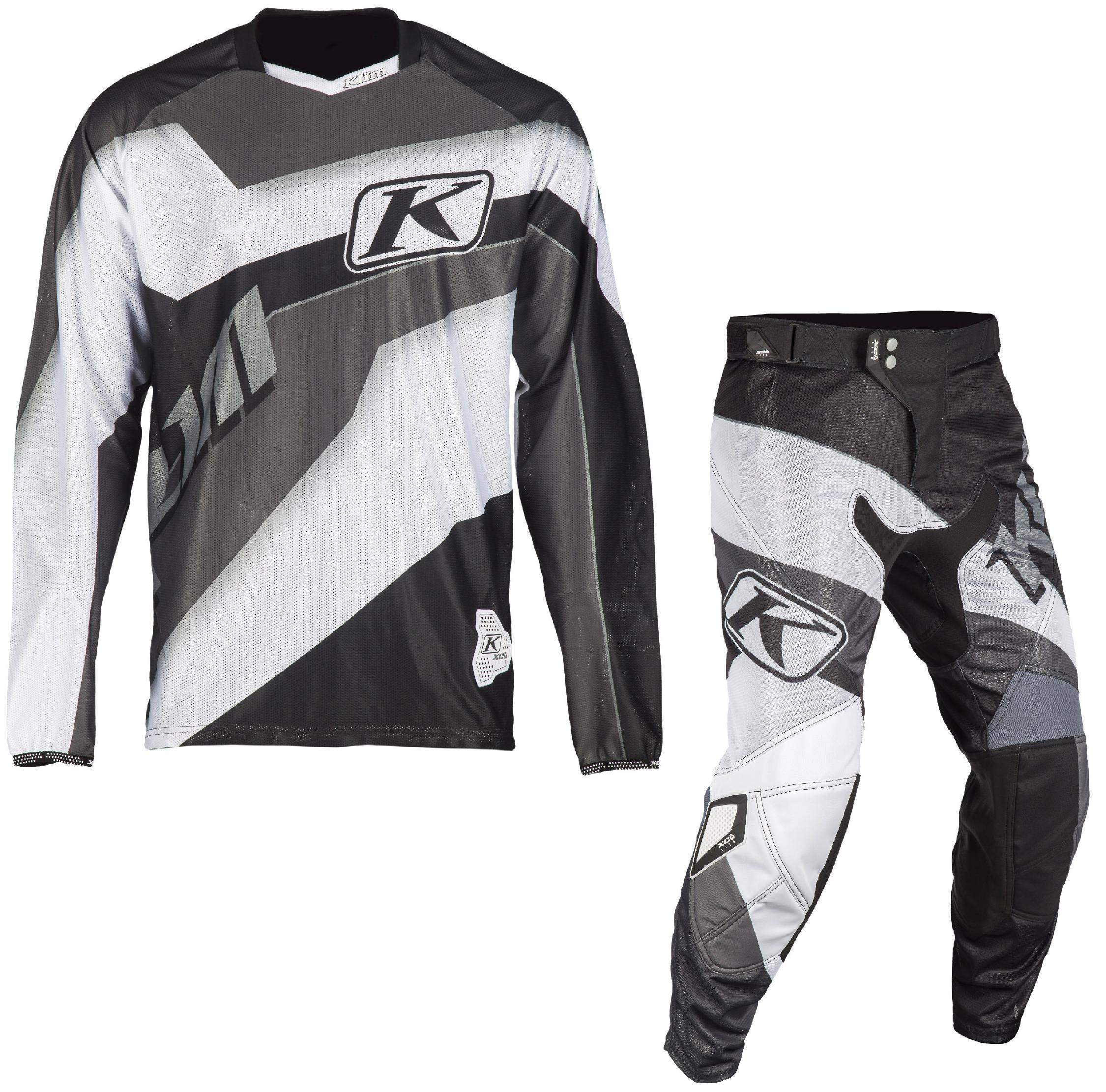 Gray 5004-002 Klim 2019 XC Lite Offroad Pant