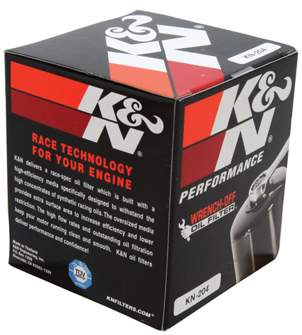 K/&N Oil Filter For 2006-2007 Yamaha YZF-R6