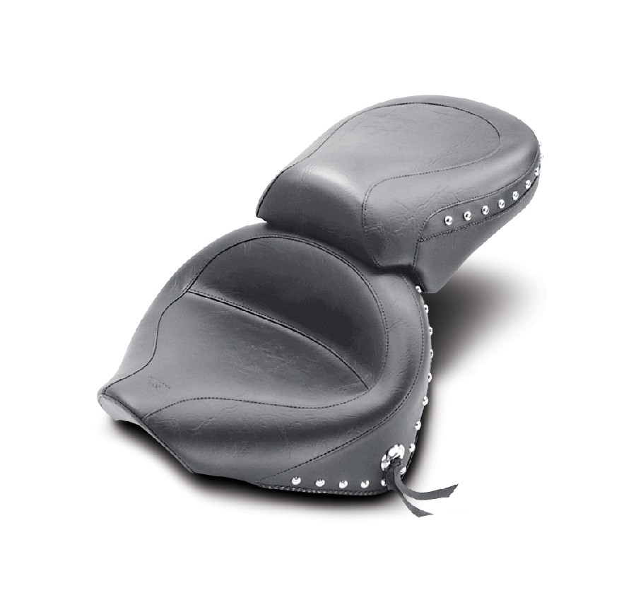 Mustang 2-piece Wide Studded Touring Seat 75910