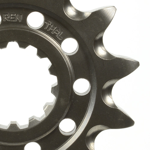 Pro X Grooved Ultralight Front Sprocket 13 Tooth for Yamaha YFZ 450 2004-2009