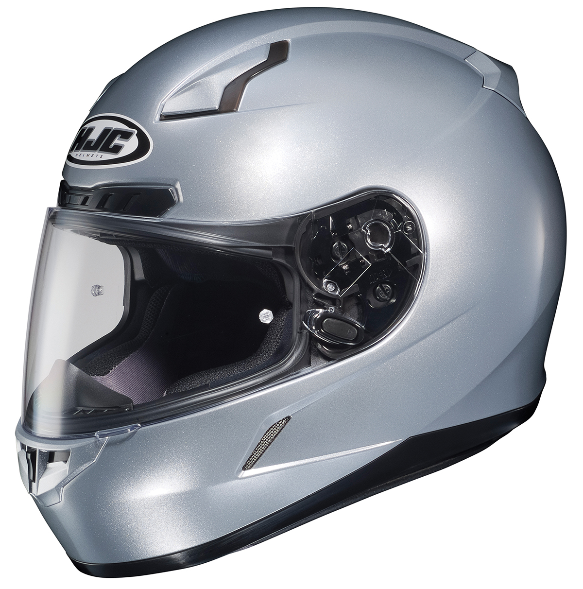 HJC Adult Red//Black CL-17 Arica Motorcycle Full Face Helmet Snell DOT